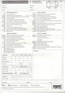 Mercedes A Service Checklist Car Servicing Checklist Whites Autocentre Plymouth