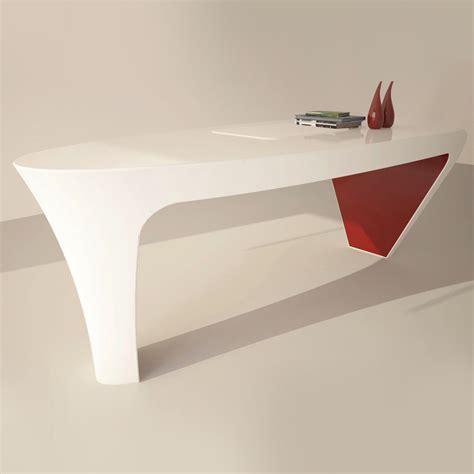 scrivanie design moderno scrivania da ufficio dal design moderno ashe fatta in italia
