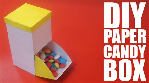 How To Make A Box Out Of Paper - how to make a paper box diy box