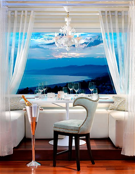 restaurants in malibu with a view the five best los angeles restaurants with a view forbes