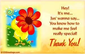 a special thanks free thank you ecards greeting cards