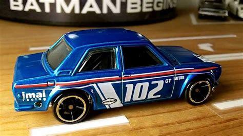 Hotwheels Datsun wheels datsun bluebird 510