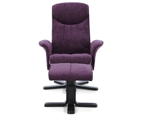massage chair upholstery olsen amethyst fabric massage recliner chair stool