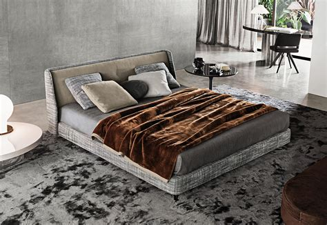 Make A Headboard spencer bed double beds from minotti architonic