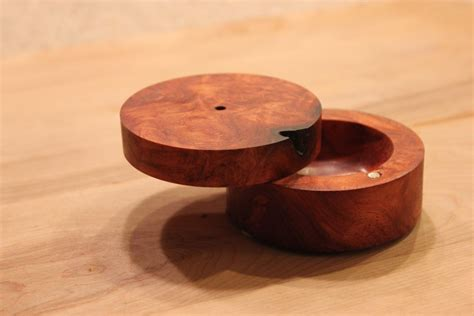 magnetic lid boxes handmade wood products by pacific otter