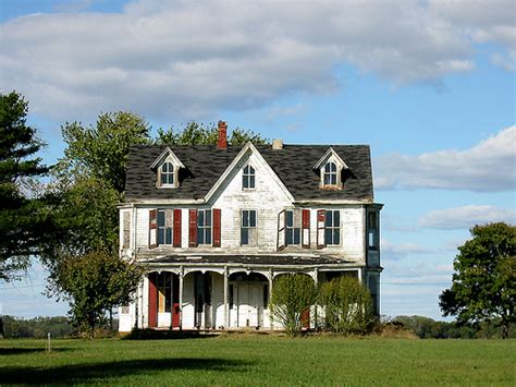 ranch farmhouse photo