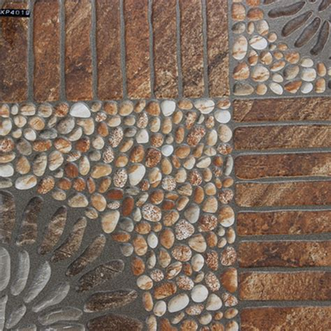veranda wall tiles 400x400mm imitation veranda floor tile outdoor