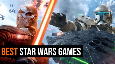 star wars games starwarscom the 10 best star wars games ever youtube