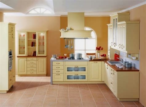 Ideas For Kitchen Colors by Wall Paint Ideas For Kitchen