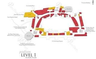 ifc mall floor plan ifc mall 國際金融中心 1 f floor plan prime shop