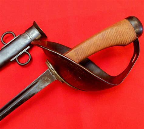 british 1908 pattern indian cavalry trooper sword ww1 australian army 1908 pattern cavalry troopers sword