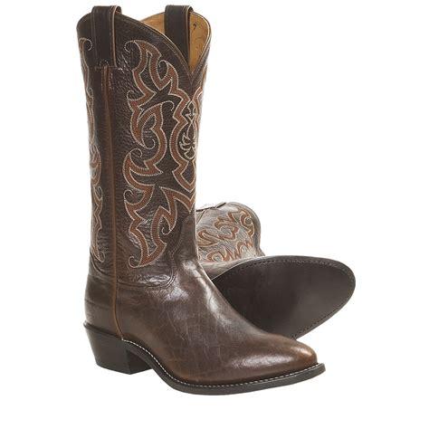 most comfortable cowboy boots for men tony lama mr medium buffalo cowboy boots for men save 40