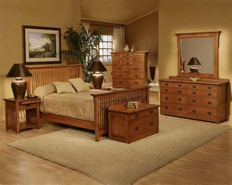 mission bedroom furniture trend manor mission spindle bedroom collection comes in