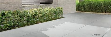 des dalles de b 233 ton pour le jardin eti construction