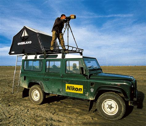 Tenda Forester namiot dachowy autohome overland