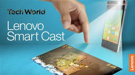Lenovo Smart Cast lenovo magic view smart cast e smart shoes concept notebook italia