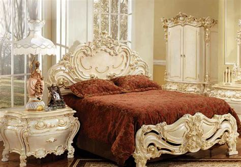 Elizabeth Bedroom Furniture Elizabeth Provincial Baroque Bedroom Furniture