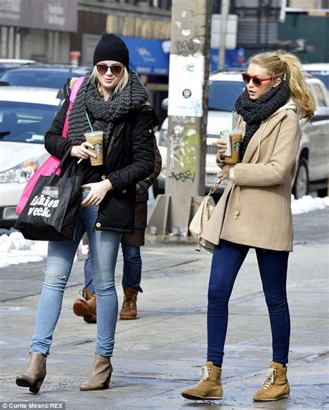 wear does yolanda ger her clothes ireland baldwin bundles up in coat scarf and hat in