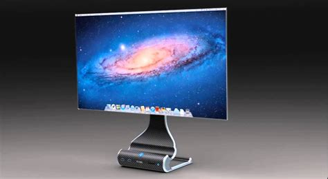 real 4k oled 28 quot monitor concept