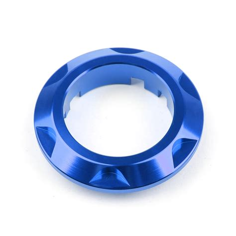 Paket Cover Handle Ring Fogl Tank Cover X Sx4 z 252 ndschloss switch cover protector ring f 252 r yamaha tmax t max 530 2013 2015 blue ebay