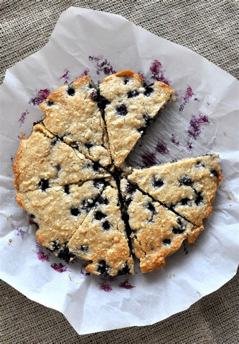 paleo with whole grains gluten free blueberry scones recipe with whole grains