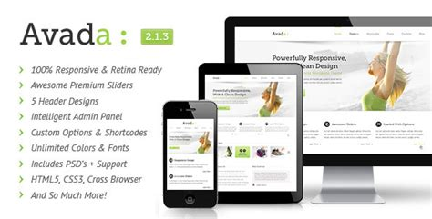 avada theme godaddy top 20 consulting coaching website templates and