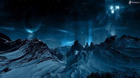 imagenes del universo alta resolucion paisaje de invierno