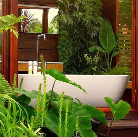 Garden Bathroom Ideas 15 Awesome Outdoor Bathroom Design Ideas Home Design And Interior