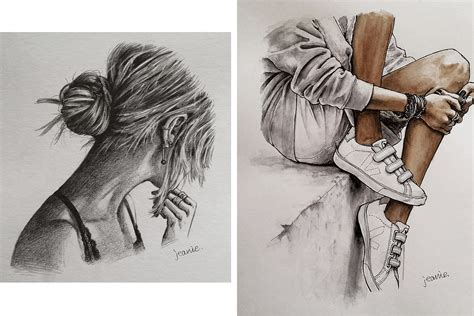 Gorgeous Drawings by Some Beautiful Drawings Drawing Ideas