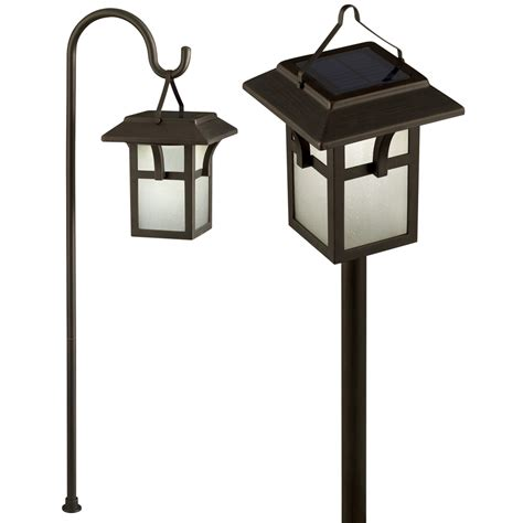 Outdoor Solar Lights Lowes Lowes Outdoor Solar Lights Additional Images Yards Beyond Charcoal Brown Solar Powered Led