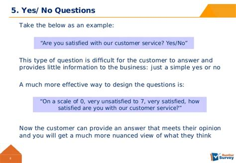 exles of yes or no questions the 10 worst customer feedback question mistakes you can make