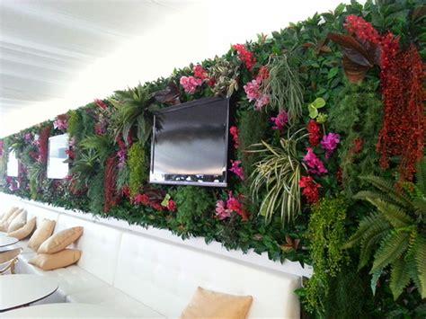 artificial green walls greenevent