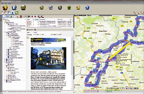 Motorrad Online Tourenplaner by Der Easyroutes Gps Tourenplaner F 252 R Motorrad Touren