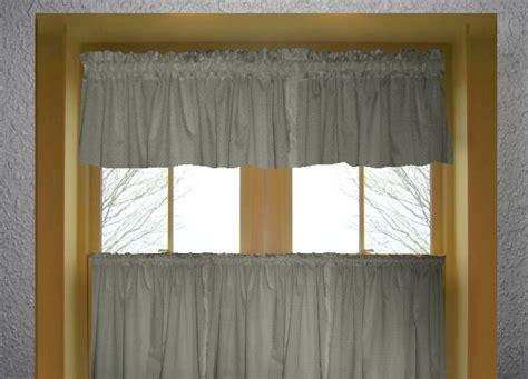 10 Inch Valance 10 Inch Medium Gray Window Valances On Clearance