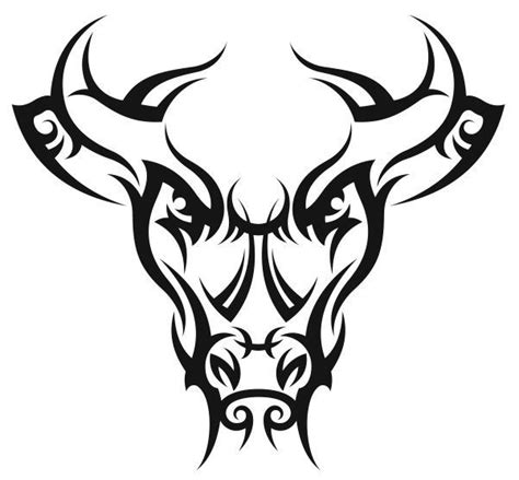 1000 ideas about bull tattoos on taurus