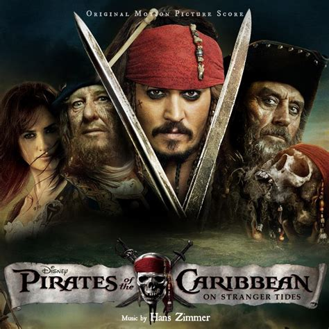 Dvd Of The Caribbean 4 On Tides of the caribbean on tides ost