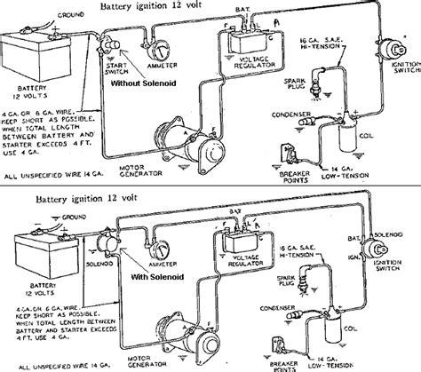 delco generator wiring diagram delco remy starter generator wiring diagram free