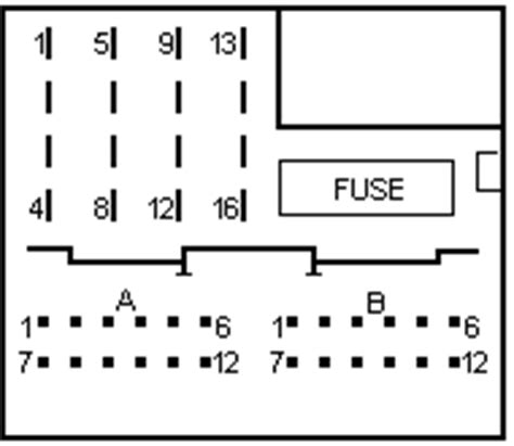 bmw car radio stereo audio wiring diagram autoradio