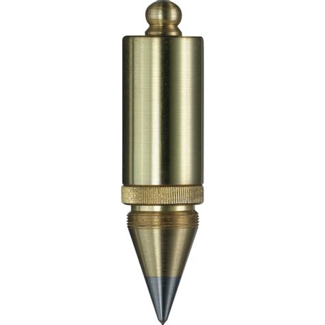 Plumb Bob by Brass Plumb Bob Weight 150g