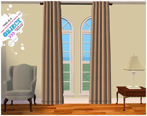 sims 3 curtains mod the sims recherche sims linen curtains