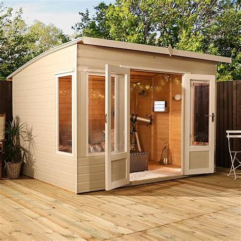 buy summer house uk waltons 10 x 8 helios summerhouse waltons sheds