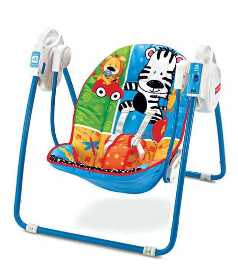fisher price adorable animals swing fisher price adorable animals take along swing buy prams