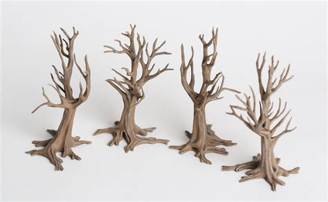 dead tree 4 pack tabletop props