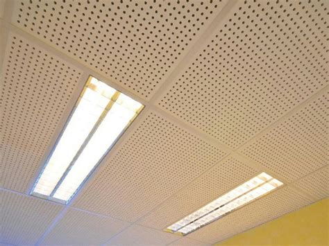 Plasterboard Ceiling Tiles by Acoustic Plasterboard Ceiling Tiles Tile 6 18 R By Fibran
