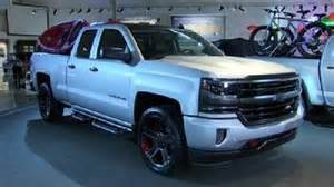 Silverado Bed Caps Chevrolet Silverado Redline Preview One News Page Video