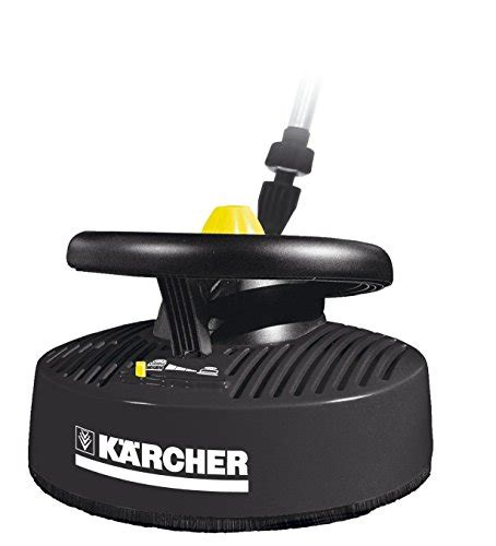 karcher  wide area surface cleaner  gas pressure