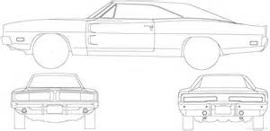 1969 Dodge Charger Blueprints The Blueprints Blueprints Gt Cars Gt Dodge Gt Dodge