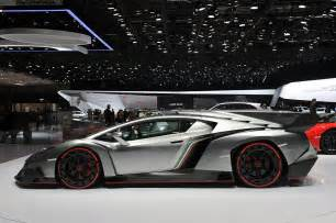 Lamborghini Veneno 2013 The Lamborghini Veneno Celebrates 50 Years Of Italy S
