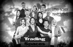 6 of the scariest trading spaces makeovers trading spaces quot the little couple quot on tlc build a big new house hooked
