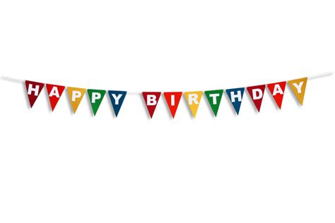 Balloonable Banner Flag Happy Anniversary happy birthday flag banner happy birthday flag garland